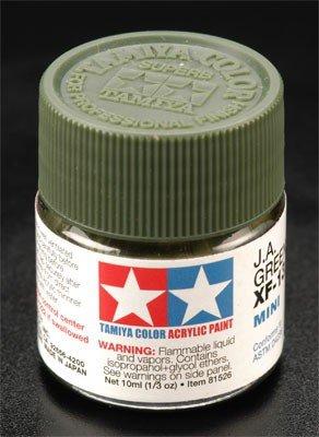 Tamiya XF13 J.A. Green (81713) Acrylic paint 10ml
