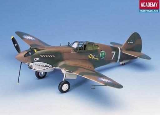 Academy 12280 P-40C Tomahawk (1:48) (2182)