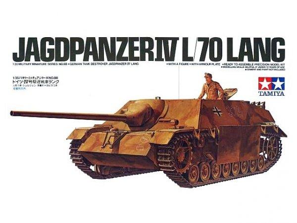 Tamiya 35088 German Jagdpanzer IV Lang (1:35)