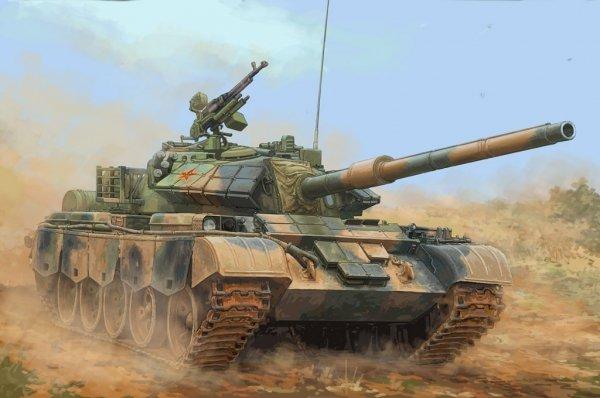 PLA Type-59-D Medium Tank