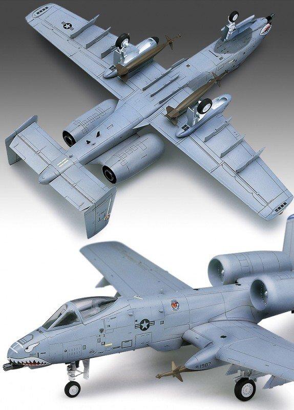 Academy 12402 A-10A (OPERATION IRAQ FREEDOM) (1:72)