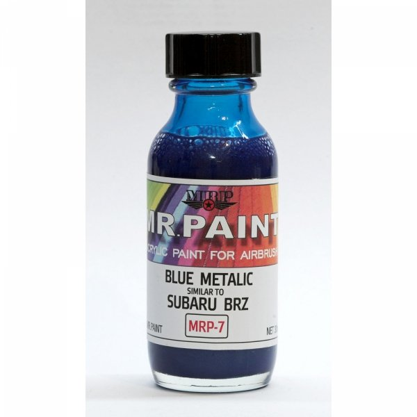 MR. Paint MRP-007 Blue metallic 30ml
