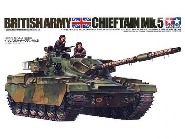 Tamiya 35068 British Chieftain Mk.V Tank (1:35)