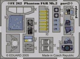 Eduard FE262 Phantom FGR Mk.2 1/48 Hasegawa, Revell