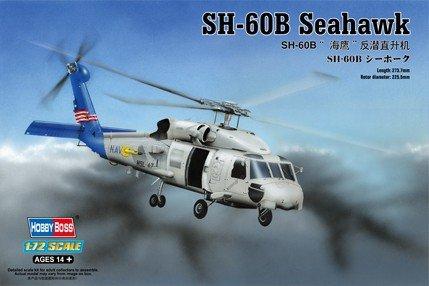 Hobby Boss 87231 SH-60B Seahawk (1:72)