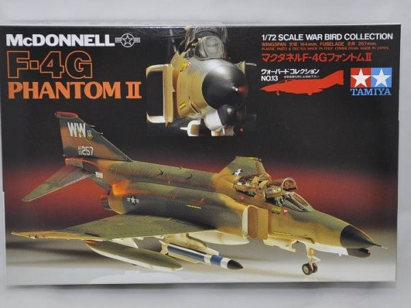 Tamiya 60713 McDonnell F-4G Phantom II (1:72)