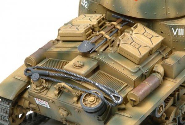 Tamiya 35296 Italian Medium Tank Carro Armato M13/40 (1:35)