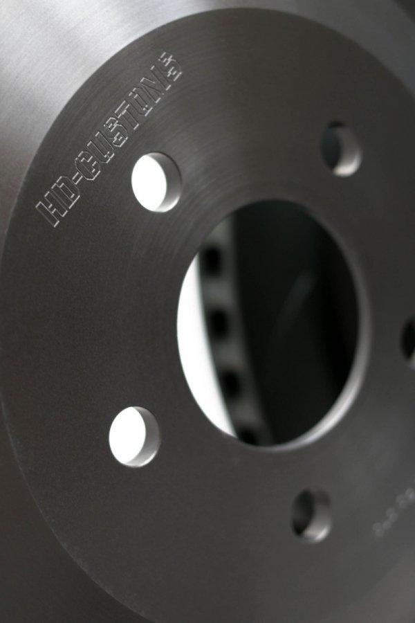 Tarcze hamulcowe + klocki HD-Customs Zestaw przód i tył