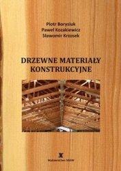 Drzewne materiały konstrukcyjne