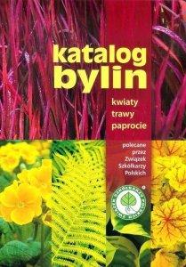 Katalog bylin Kwiaty trawy paprocie