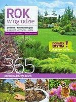 Rok w ogrodzie poradnik z kalendarzem prac w ogrodzie warzywniku i sadzie