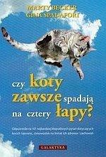 Czy koty zawsze spadają na cztery łapy?