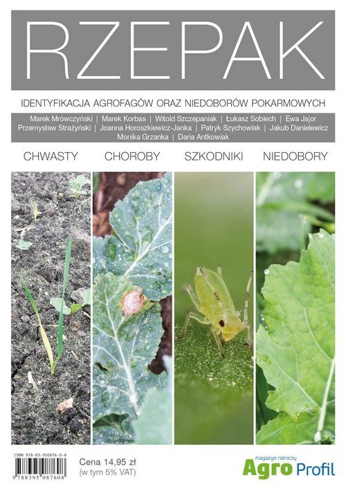 Atlas Burak Identyfikacja agrofagów oraz niedoborów