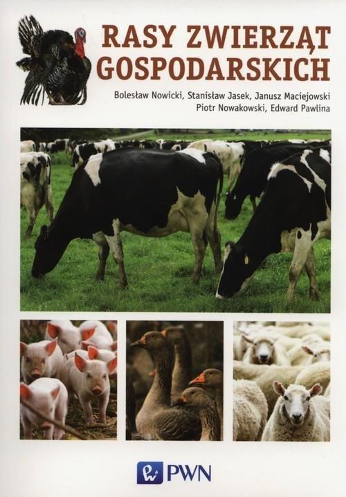 Rasy zwierząt gospodarskich /PWN
