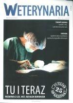 Miesięcznik Weterynaria Numer 2015/5