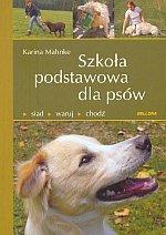 Szkoła podstawowa dla psów Siad waruj chodź