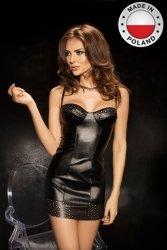 OPRAH DRESS czarna sukienka