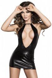 FEMI DRESS czarna sukienka