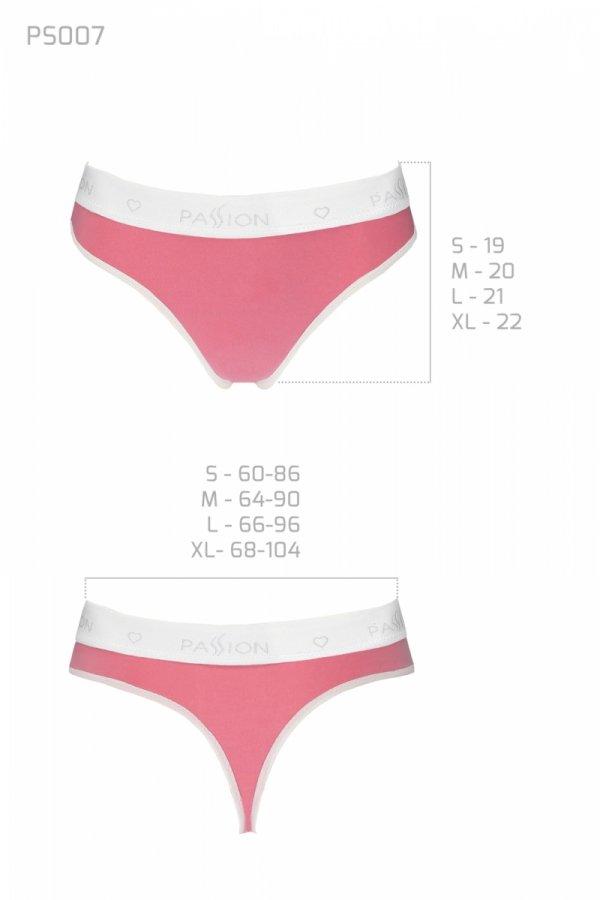 PS007 PANTIES pink