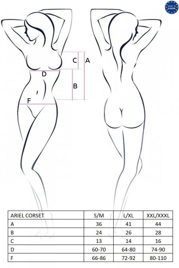 ARIEL CORSET