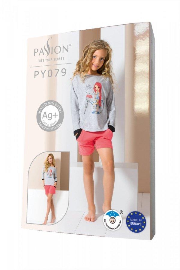 PY079 piżama dziewczęca