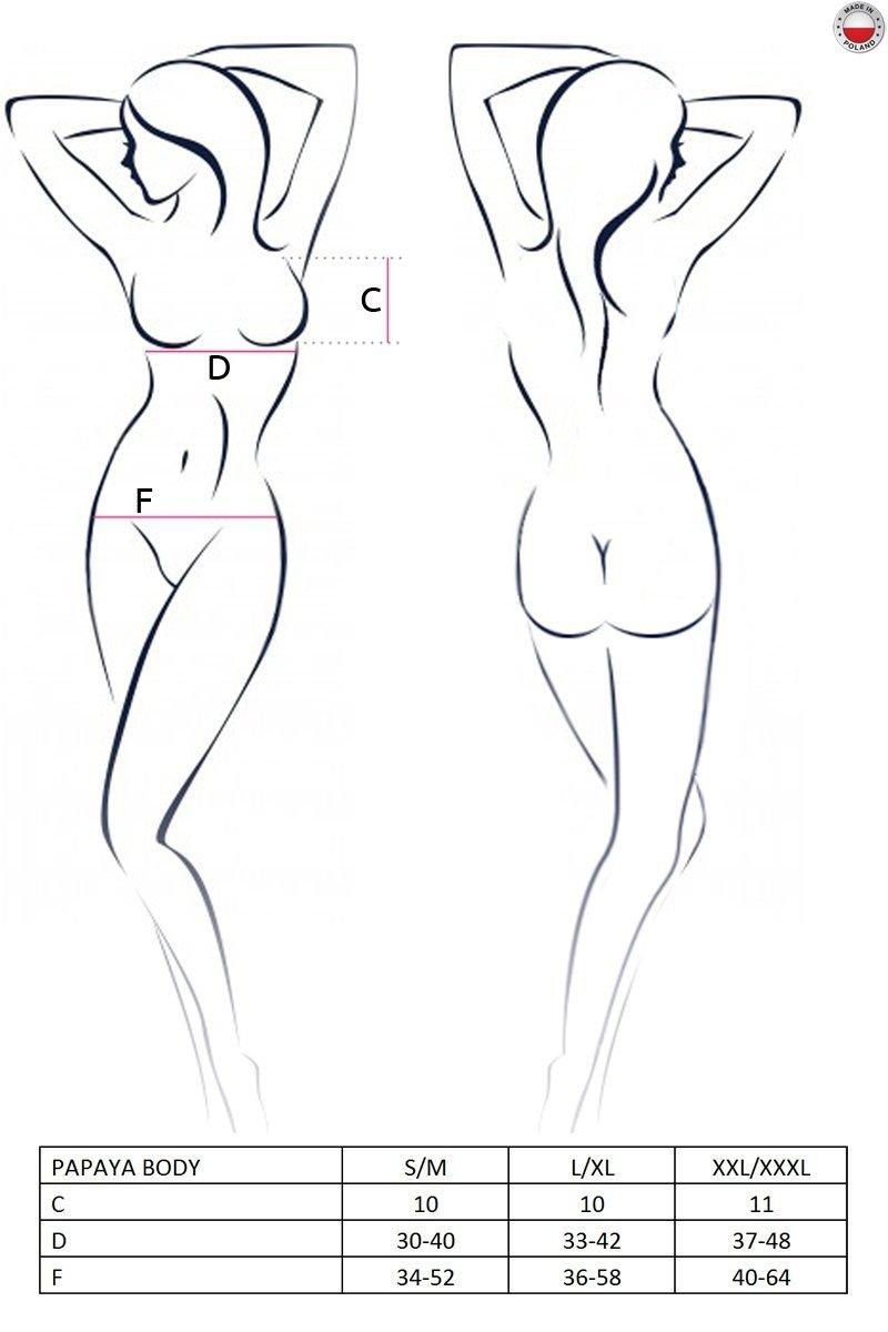 PAPAYA BODY kremowe body