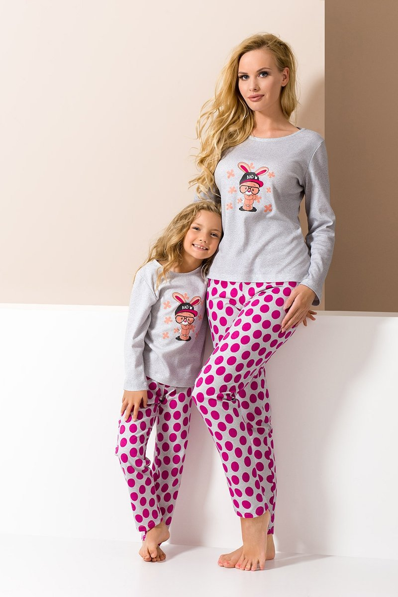 PY083 piżama dziewczęca