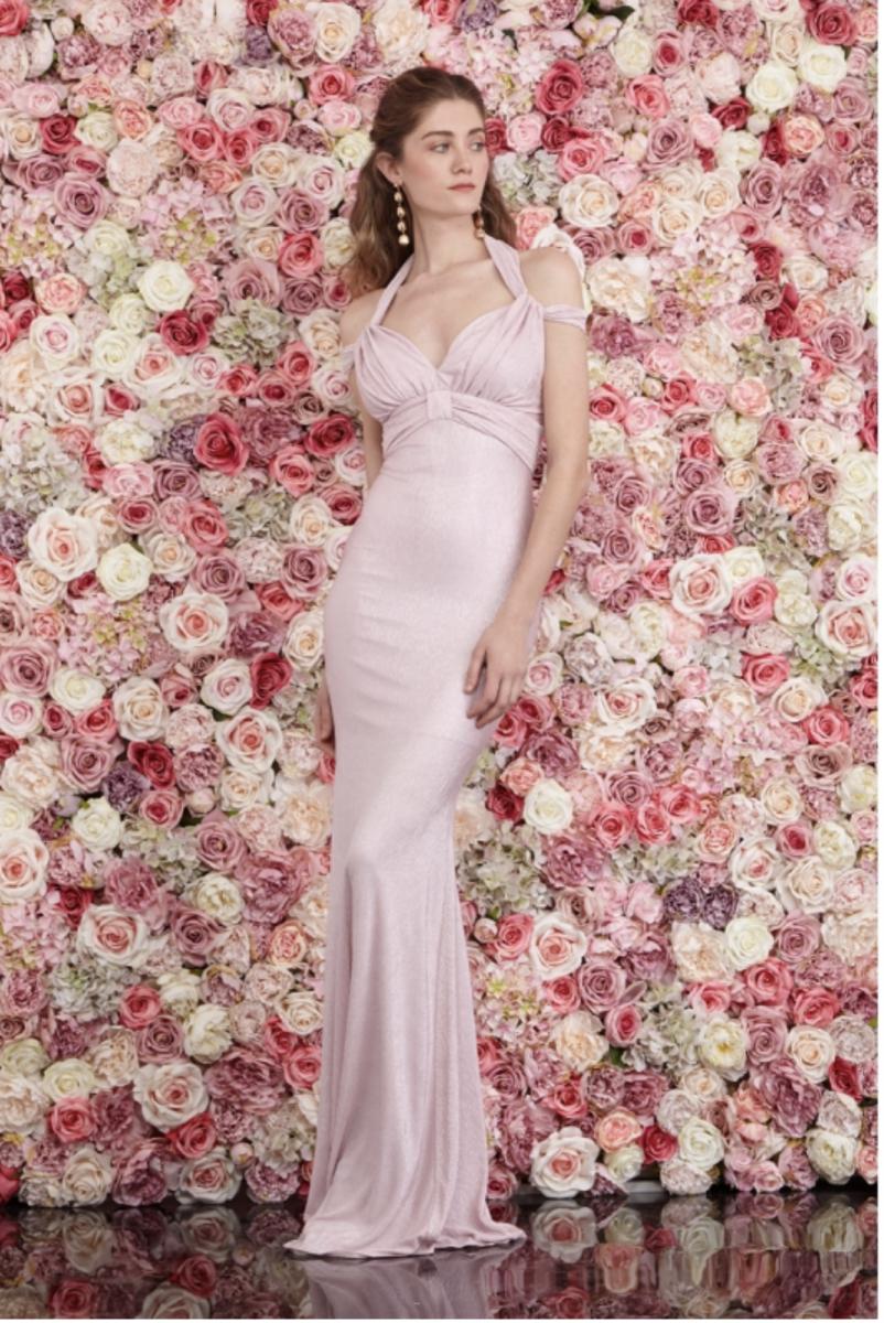 competitive price da575 fa3fa Vestiti eleganti - Abito lungo Tosca - Online Gogolfun.it