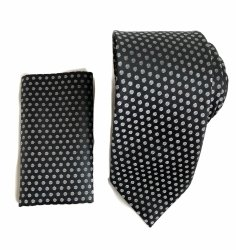 Cravatta  - Microfibra - Uomo