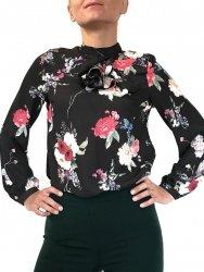 Camicia donna a fiori
