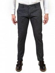 Pantaloni  - Key Jey - Uomo - Grigio