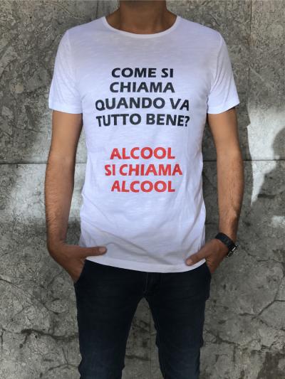 T shirt Alcool