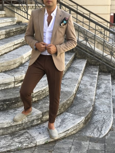 Giacca uomo - Vestibilità slim - Gogolfun.it