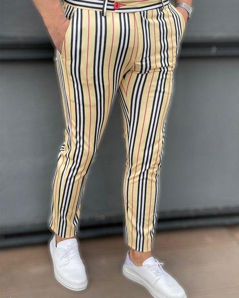 Pantaloni uomo particolari, Eleganti e slim