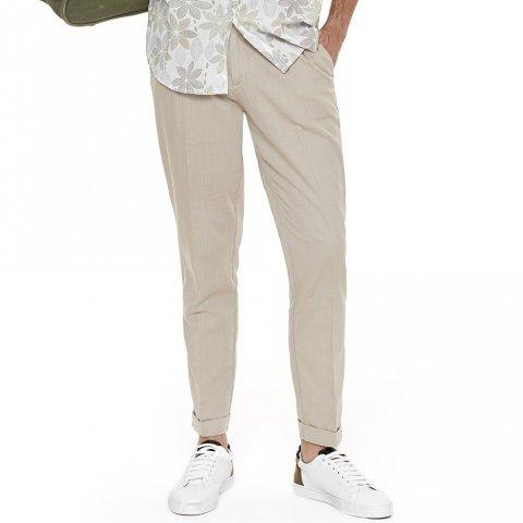 Pantaloni Uomo - Paul Miranda - Beige - Gogolfun.it