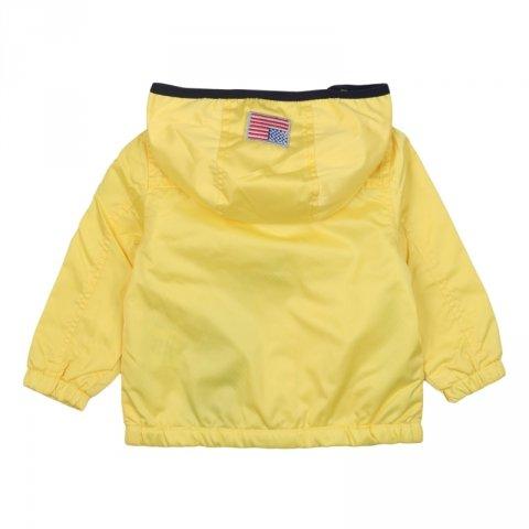 Aspen polo club, giubbotto giallo