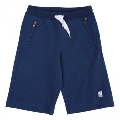 Pantaloncini bambino, blu - Lanvin - Abbigliamento bambini - Gogolfun.it