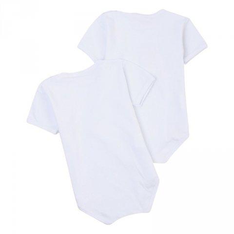 Lalalù - Body neonato, bianco - Gogolfun.it