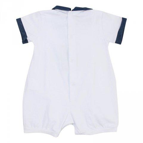Lalalù - Body bianco neonato - Gogolfun.it