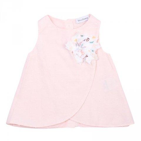 Abito neonata rosa - Kids Company - Abbigliamento bambini online - Gogolfun.it