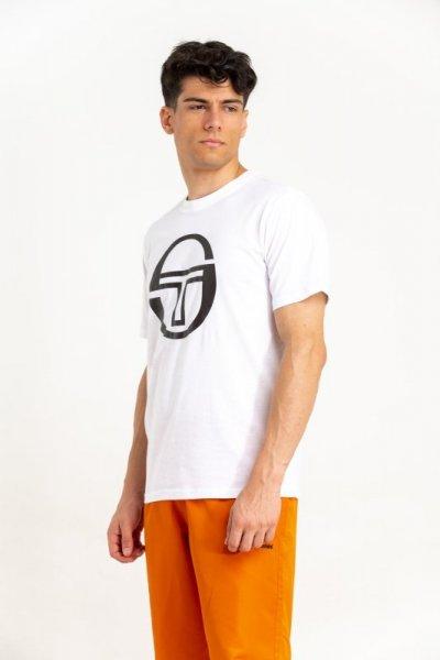 T-shirt uomo bianca - Sergio Tacchini