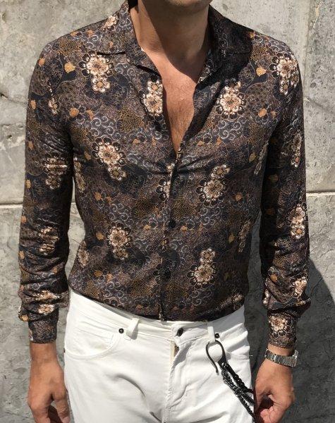 Camicia uomo fantasia - Camicie uomo online - Gogolfun.it