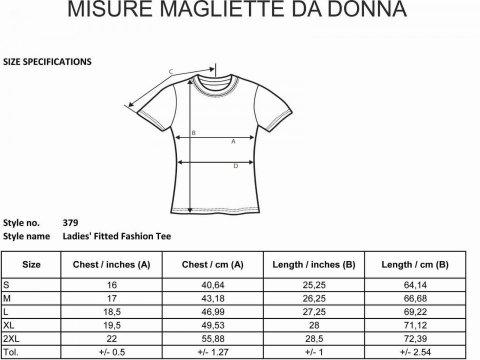 T shirt donna - Sexy - gogolfun.it