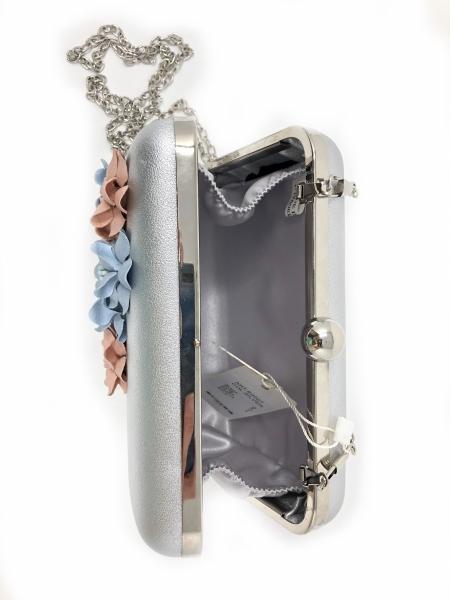 Borsa argento - Pochette donna - Shopping online - Gogolfun.it