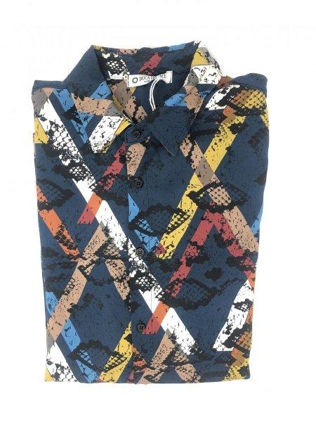 Camicia uomo - Camicie fantasia colorata - Gogolfun.it