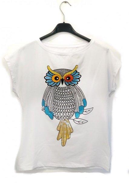 T-shirt donna - Bianca - sexy