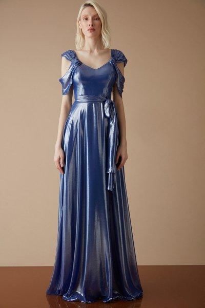 Abiti eleganti  blu - Donna - Gogolfun.it