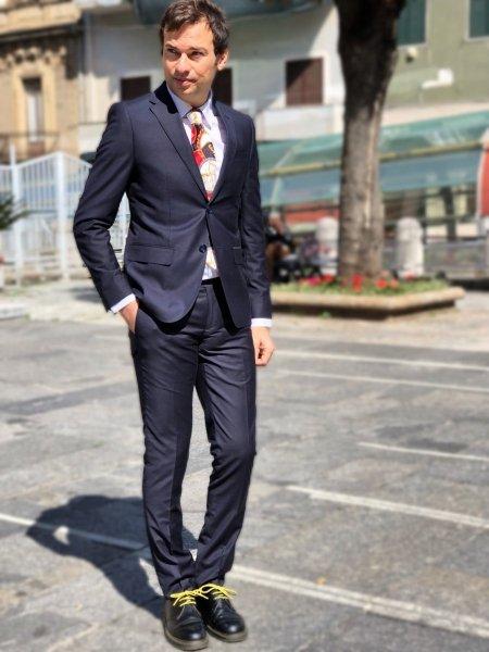 Abito uomo - Vestiti uomo eleganti - Gogolfun.it