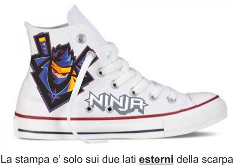 Sneakers - Ninja - Gogolfun.it