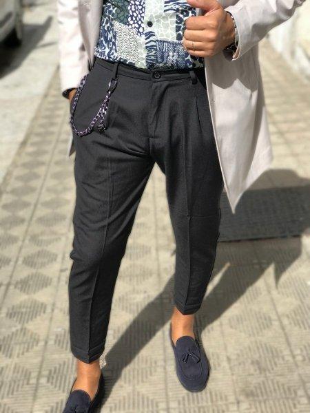 Pantaloni, cropped - Gogolfun.it